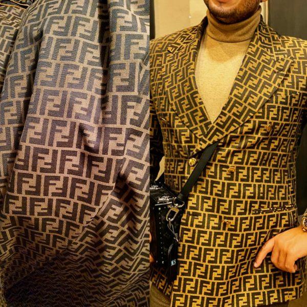 Fendi Quality Italian Fabric