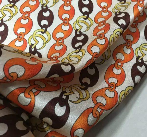 Dolce Gabbana New Collection Silk Fabric