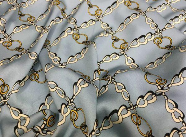 Dolce Gabbana Silk Fabric summer 2020
