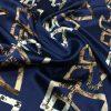 Gucci Silk Fashion Week Fabric