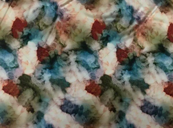Emanuel Ungaro Fabric Fashion Week Silk