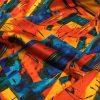 Roberto Cavalli Fabric Silk
