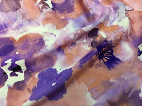 Emanuel Ungaro Silk Inspired by Claude Monet