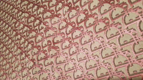 Exclusive Dior Pink Jacquard