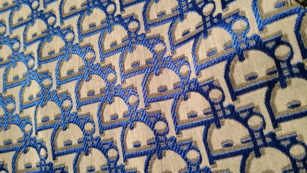 Dior Jacquard Fabric New Collection 3D
