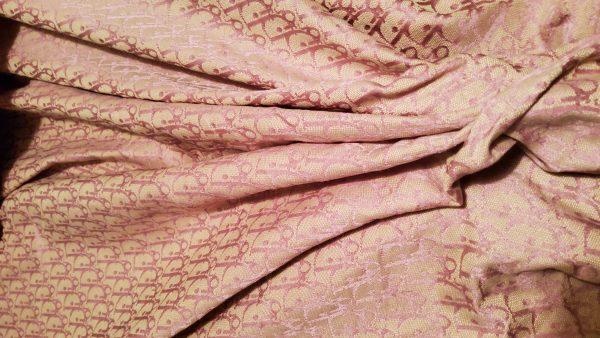 4 из 1 887 Dior Fabric soft cotton brocade