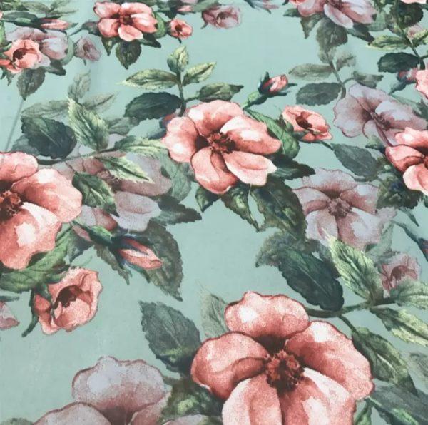 Italian Chiffon Fashion week fabric