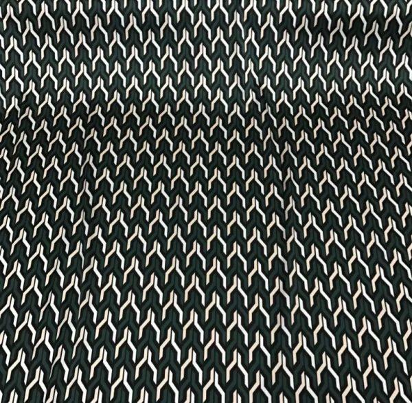 Italian Designer Fabric Hermes Silk