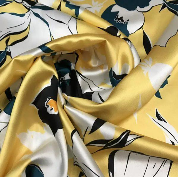 Emanuel Ungaro New Collection Heavy Silk