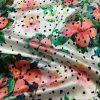 Emanuel Ungaro Silk Fabric New Collection