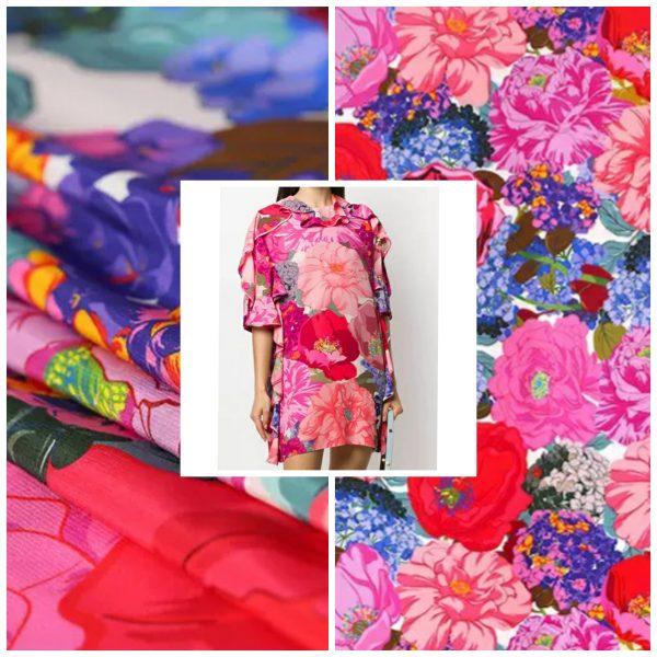 Versace New Collection Fabric Входящие x