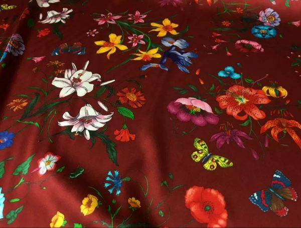 New Collection Gucci floral design