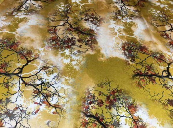 Emanuel Ungaro Heavy Silk Fabric