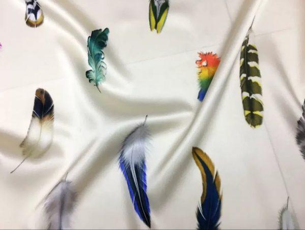 Valentino Silk Fabric/New Collection Designer