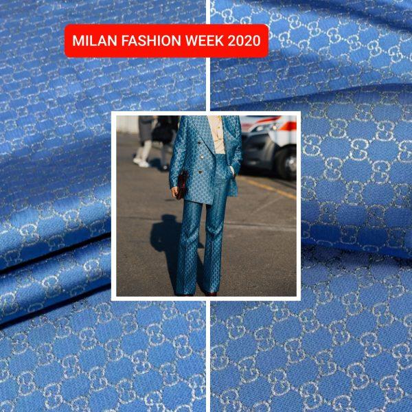 Milan Fashion Show Gucci Spring