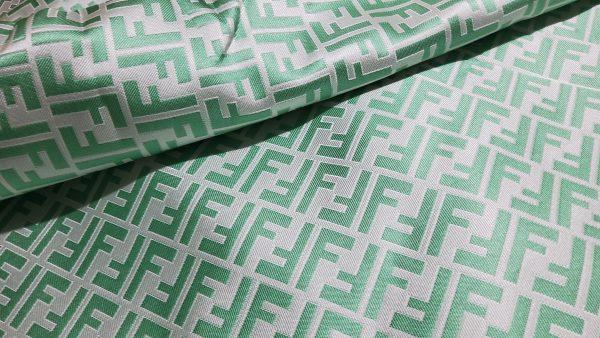Fendi Fabric cotton polyester