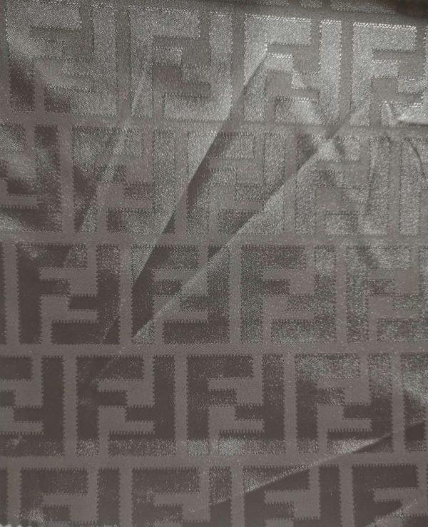 IMG 5697 FENDI SILK FABRIC IN 12 COLOURS/New Collection Fendi Fabric Design #1/Designer Fabric by preorder 3
