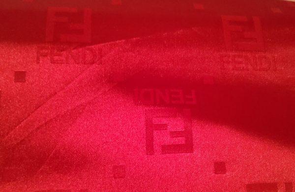 20200905 172415 scaled FENDI SILK FABRIC/New Collection Fendi 2020 Fashion/Italian Designer's Fabric/Fendi colour Red #9 2
