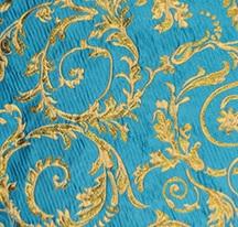 Exclusive Italian Lampas Fabric