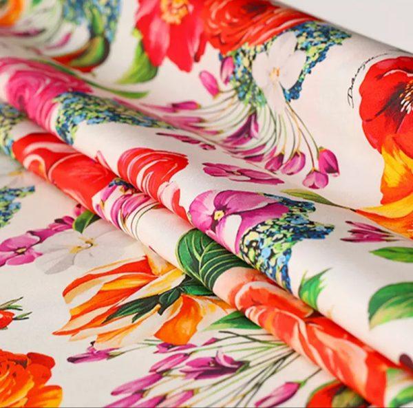 Dolce Gabbana Italian Fabric