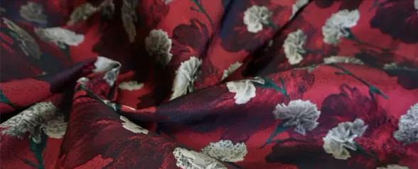 Italian Designer Jacquard Fabric