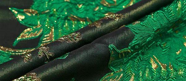 Dolce Gabbana Jacquard Fabric