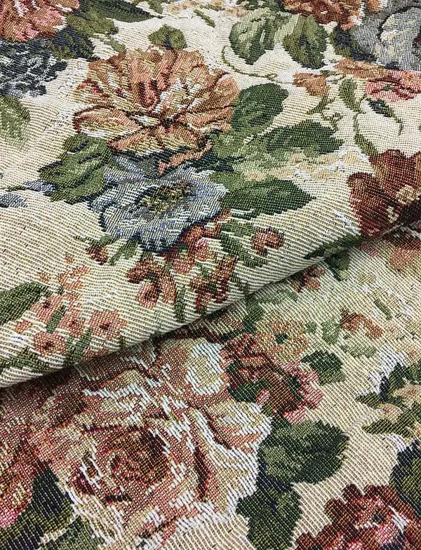 Italian Damask Designer Tapestry Jacquard