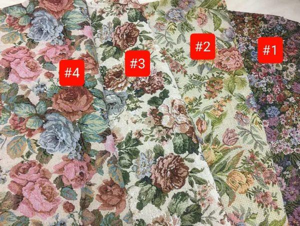 20200917 005311 Italian Designer Tapestry Jacquard Fabric/Fashion week Jacquard Fabric/2021 Collection brocade tapestry fabric pattern #1 1