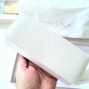 Jimmy Choo Nino Continental Wallet