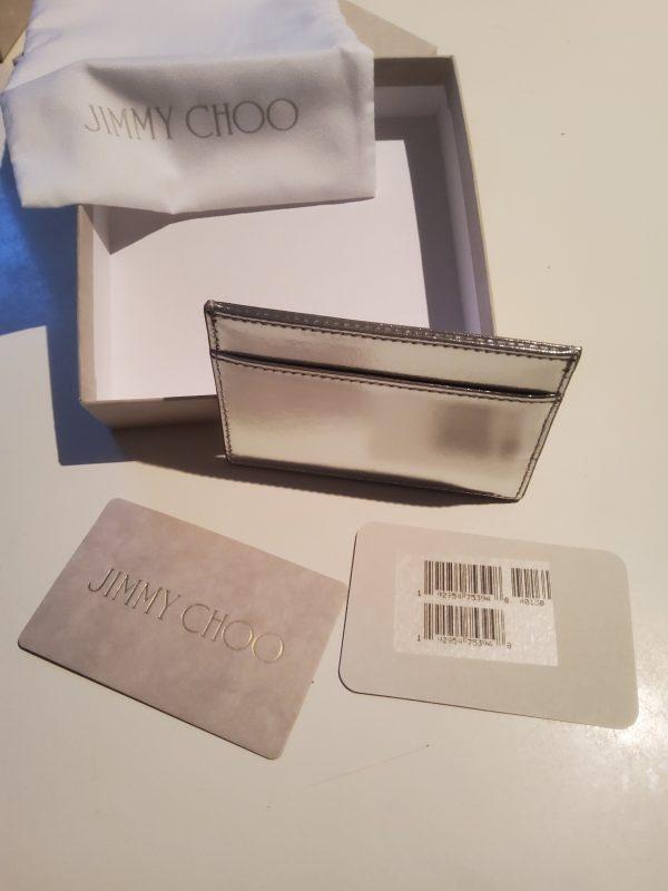 Jimmy Choo Athini Card Slot