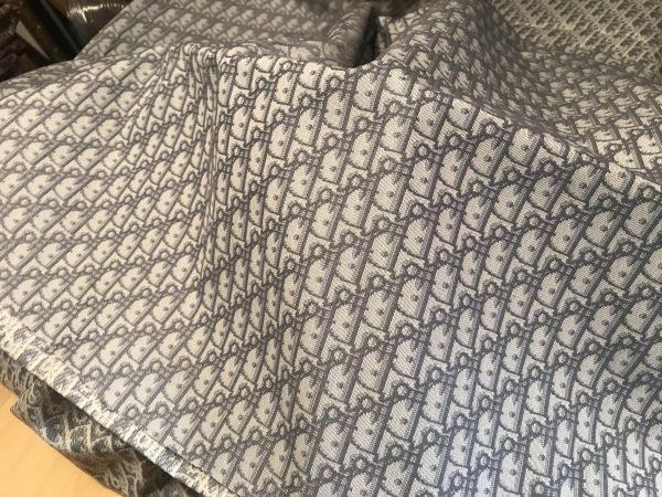 Dior Oblique Light Grey Bluish colour