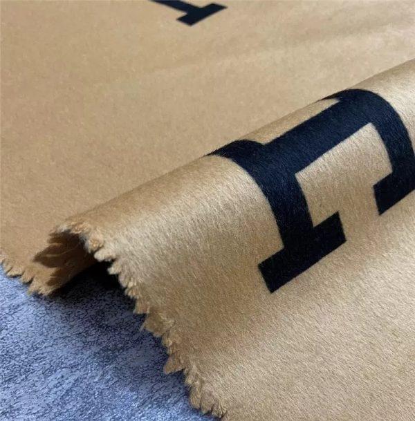 Italian Designer Cashmere Wool Fabric