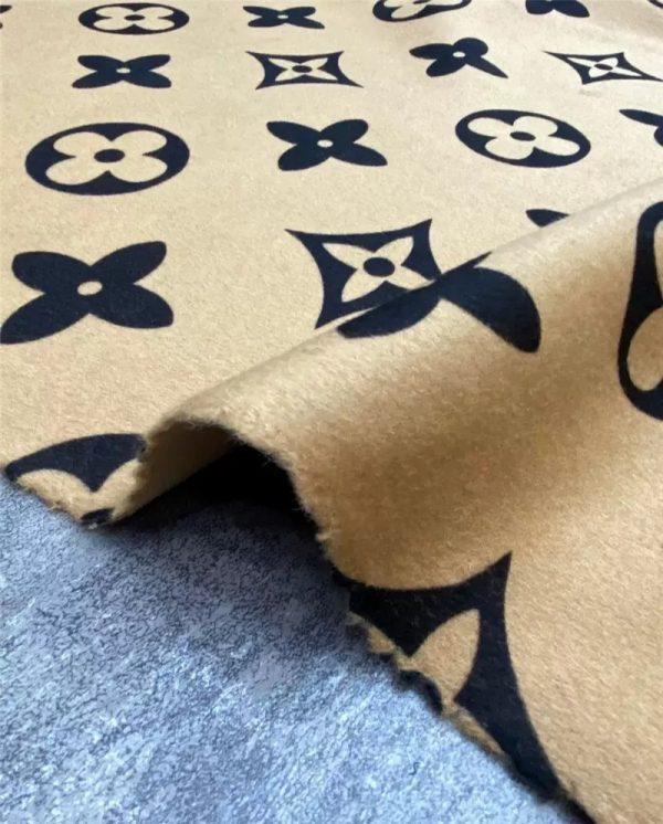 French Designer LV Fabric