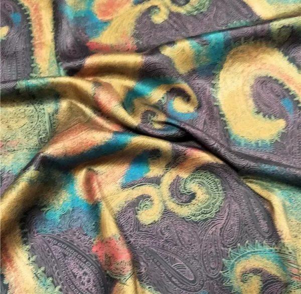 Etro Silk Fabric
