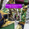 Salvatore Ferragamo Silk Fabric