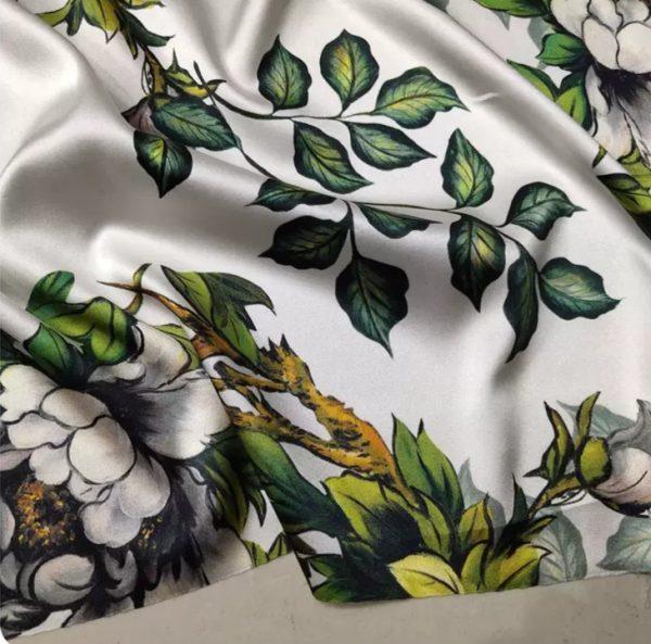 Emanuel Ungaro Italian Couture Silk