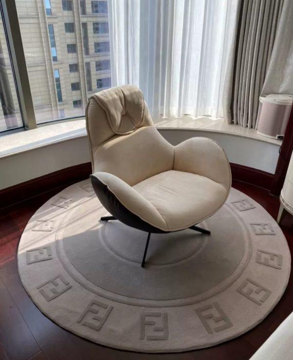 Luxury Fendi wool Carpet