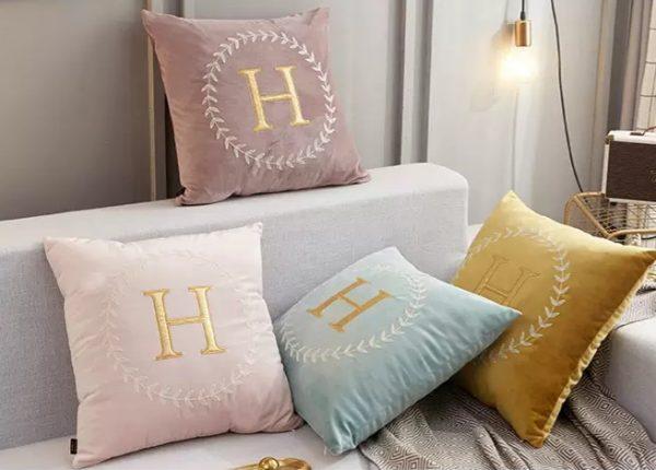 Italian Designer Pillow case