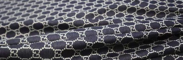 Gucci Brocade cotton