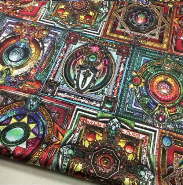 Exclusive Italian Couture fabric