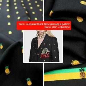 Italian Fashion week Fabric