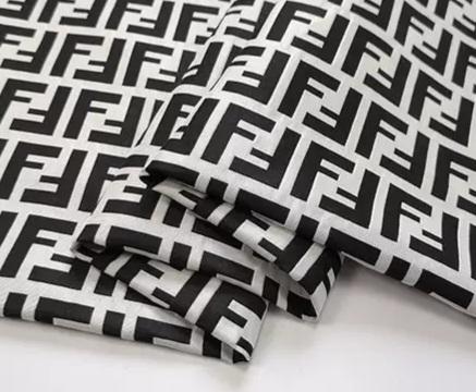 Fendi Fabric Brocade jacquard