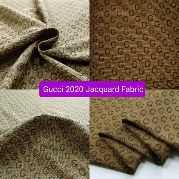 Gucci Fashion Week Fabric