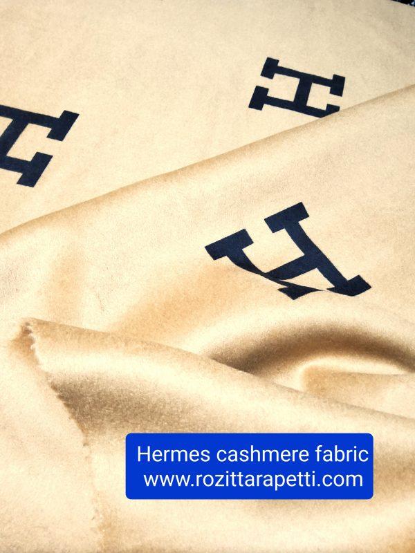 Exclusive Italian Designer Cashmere Wool Fabric for coat,poncho,jacket/Limited Collection 2021 Fashion Week Italian Winter Fabric 4 ⋆ Rozitta Rapetti