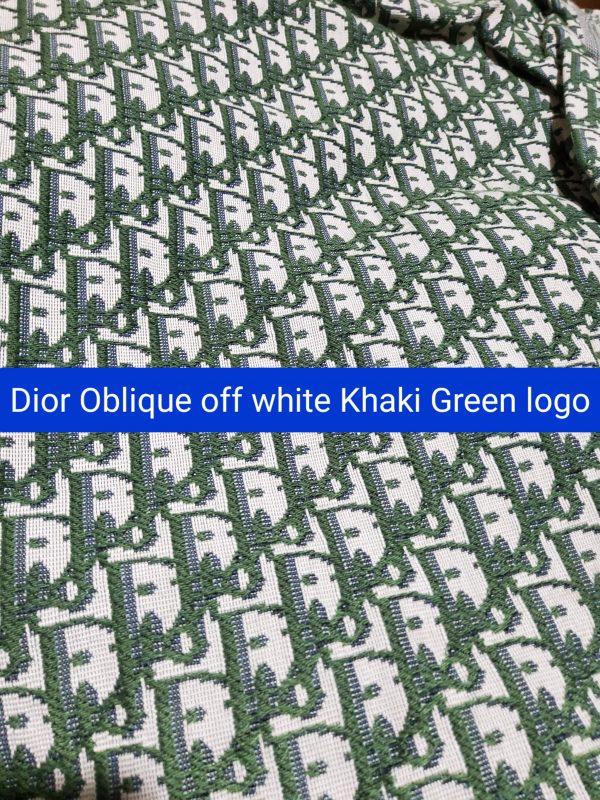 Dior Oblique