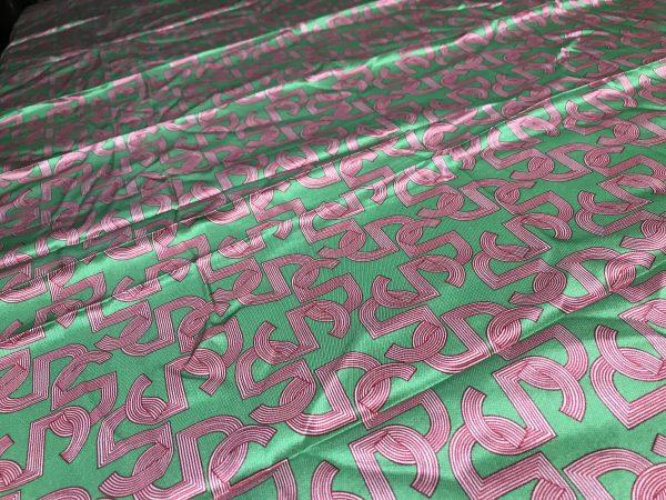 Gucci Fabric 2021 Twill Silk