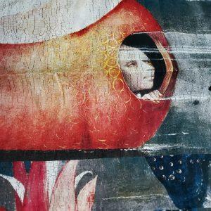 """Garden of Earthly Delights"",Hieronymus Bosch"