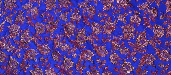 Fendi Jacquard Yarn Fabric