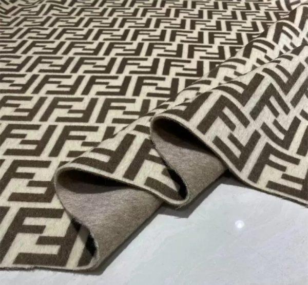 Fendi Cashmere Fabric