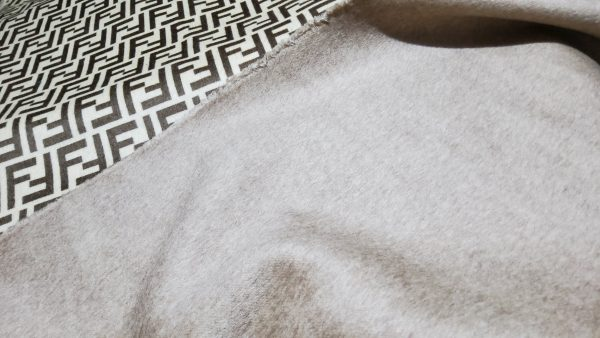 Fendi Cashmere Fabric